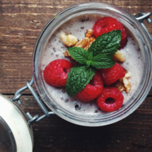 Chia Pudding Jar